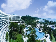 Enjoy 10% off Best Available Room Rates in Shangri-La's Rasa Sentosa Resort & Spa, Singapore with OCBC Card