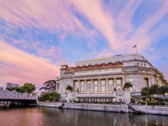 Enjoy Up to 15% Off Best Available Rate in The Fullerton Hotel Singapore