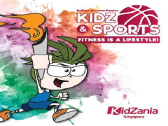 Come in your Sports Attire and Enjoy 15% OFF Admission Ticket to KidZania Singapore