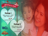 Mother's Day 4D Adventure Land Only Packages with Up to 39% Savings