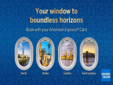 Economy Class Early Bird Fares in Singapore Airlines with American Express