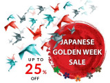Japanese Golden Week Sale with Up to 25% Savings in Compass Hospitality Properties