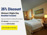 25% Discount - Minimum 2 Night Stay with Breakfast in The Royale Chulan The Curve