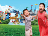 50% Off on 2nd Tickets with Legoland!