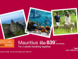 Special Offer for 2 to Mauritus