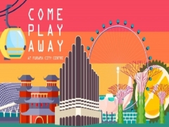 Come Play Away in Furama City Centre with 20% Off Flexi Rate