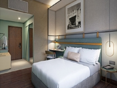Up to 42% Off Best Available Rate in Travelodge Bukit Bintang with HSBC