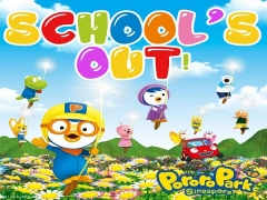 School's Out! Enjoy the Holiday in Pororo Park Singapore
