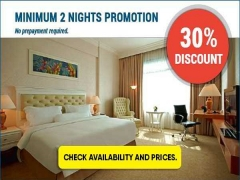 Minimum 2 Nights Stay - Breakfast Included in The Royale Chulan Damansara