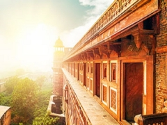 Discover Delhi with Jet Airways