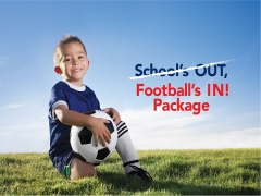 School's OUT, Football's IN! Enjoy the Holiday in Amara Singapore