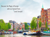 Discover The Magic Of Europe With Special Fares in Garuda Indonesia