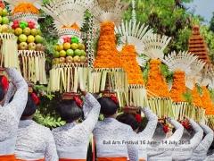 Bali Arts Festival Flash Deal in Garuda Indonesia