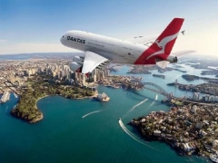 Explore America with Flights on Qantas Airways