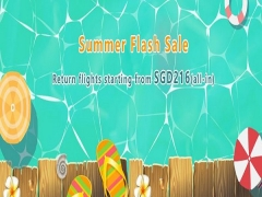 Summer Flash Sale in China Southern Airlines