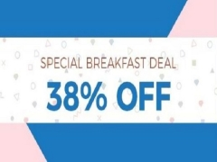 Special Breakfast Deal with Up to 38% Savings in Royale Chulan Penang