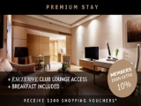 Suite Indulgence Offer in Mandarin Orchard Singapore