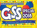 Great Singapore Sale Season again with JTB!
