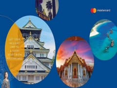 Get your Holiday Off to a Good Start with MasterCard and Singapore Airlines