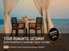 Romance Redefined in Meritus Pelangi Beach Langkawi