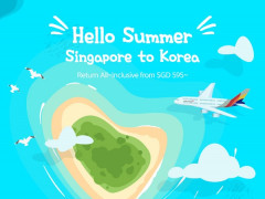 Say Hello to Summer in Korea with Asiana Airlines