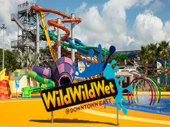 1-for-1 Day Passes in Wild Wild Wet Exclusive for NTUC Cardholder
