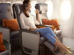 Travel in Comfort on Premium Economy Class with Singapore Airlines and MasterCard
