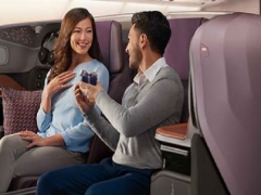 Travel in Luxury on Business Class with Singapore Airlines and MasterCard