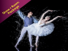 Swan Lake by Ballet West Room Package in Resorts World Genting