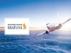 KrisFlyer Frequent Flyer Promotion in Marina Mandarin by Meritus