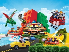 30% Off Admission Ticket to Legoland Malaysia with DBS Card