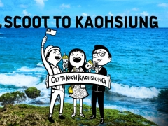 Scoot to Kaohsiung from SGD99