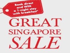 WIN a Staycation this Great Singapore Sale from Hotel Fort Canning