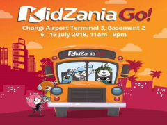 KidZania Go! to Changi Airport Terminal 3