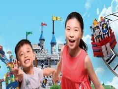 Kids Go FREE in Legoland Malaysia