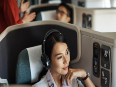 Two-to-Travel Business Class Advance Purchase Fares in Cathay Pacific
