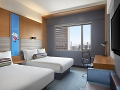 4 On The Floor in Aloft Kuala Lumpur Sentral from RM350