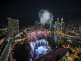 Celebrate with Singapore in The Ritz-Carlton Millenia