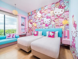 Jen's Hello Kitty Themed Room Package in Hotel Jen Puteri Harbour, Johor