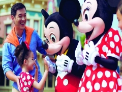 Hong Kong Disneyland Ticket Offers Exclusive for Standard Chartered Cardholders