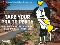 Take your PDA to Perth with Scoot at 15% Off