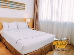 Play N' Stay Angry Birds Package in Hotel Granada Johor Bahru