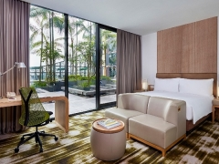 National Day Staycation in Crowne Plaza Changi Airport