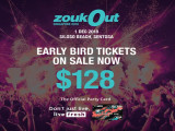 Get your Early Bird Tickets for ZoukOut 2018 at S$128 with DBS Card