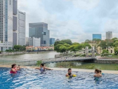 Stay 4 Pay 3 in The Fullerton Hotel Singapore
