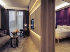 Get 10% Rebate on your Stay in Mercure Singapore on Stevens with Standard Chartered Card
