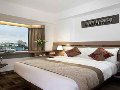 Up to 15% off Best Available Rates in Travelodge Asia Hotel with Maybank Card