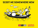 Up to 30% Savings on Scoot Flights for SAFRA Cardmembers