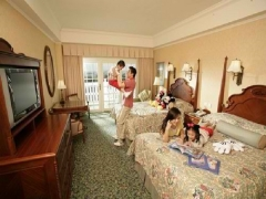 Advance Purchase Room Offer in Hong Kong Disneyland