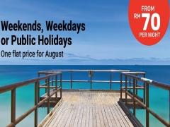 Any Day Room Offer in Tune Hotels this August from RM70